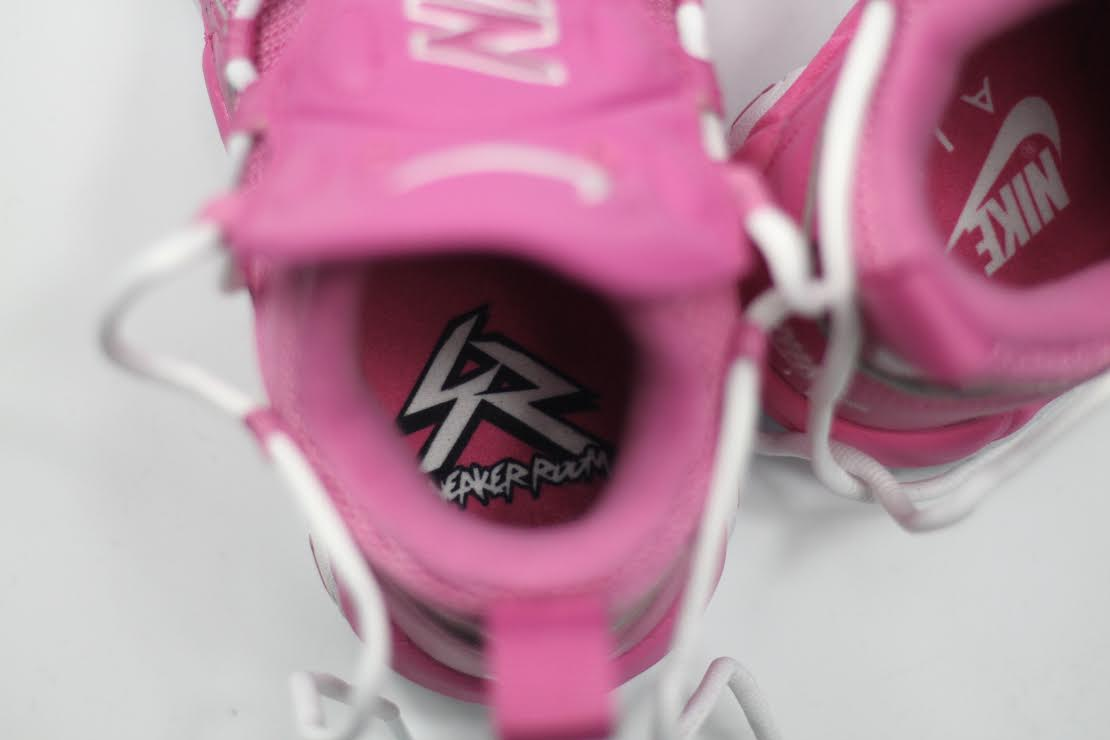 Nike Air Money breast cancer awareness