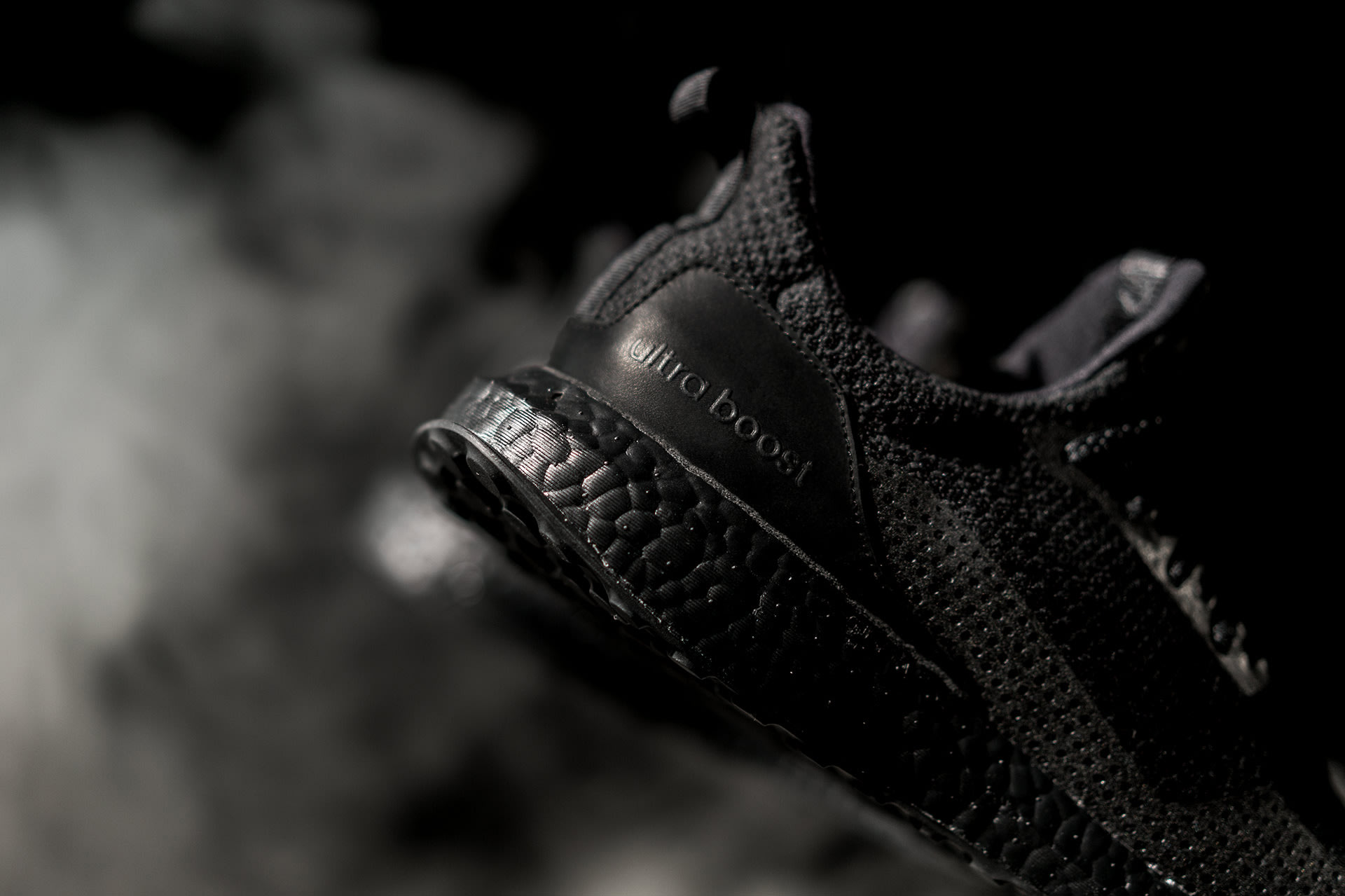 f7ac5e9b88b Adidas Consortium X Haven Ultra Boost Uncaged Triple Black BY2638 4 5-10.5  rf 1 Athletic ...