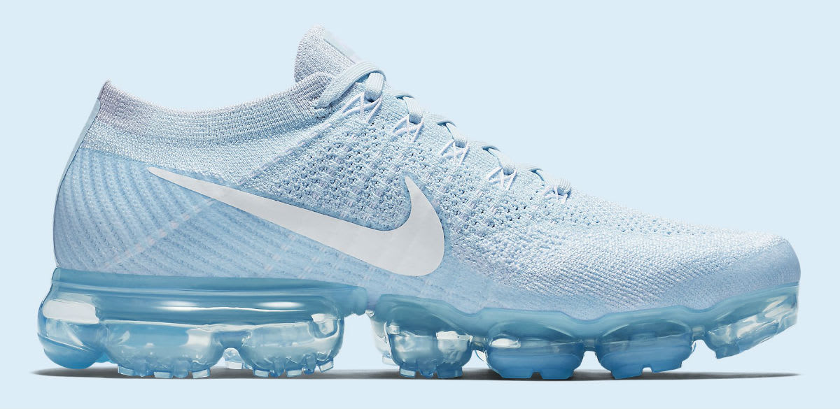 Nike Air VaporMax Glacier Blue Release Date Medial 849558-404