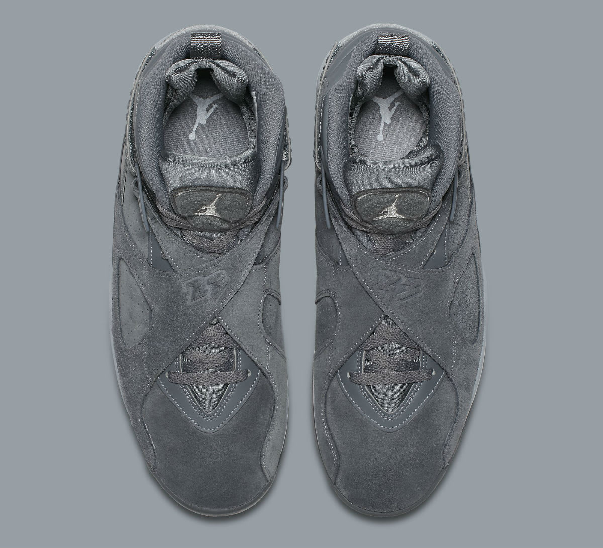 Air Jordan 8 VIII Cool Grey Release Date Top 305381-014