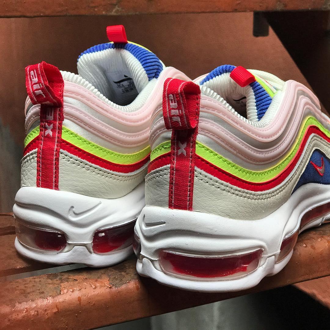 Nike Air Max 97 SE AQ4137-101 'Panache' (Heel)
