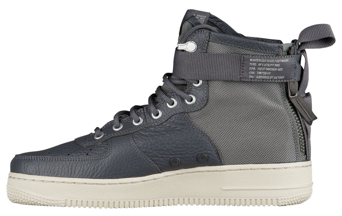 nike sf air force 1 mid 2017 colorways release date 917753. Black Bedroom Furniture Sets. Home Design Ideas