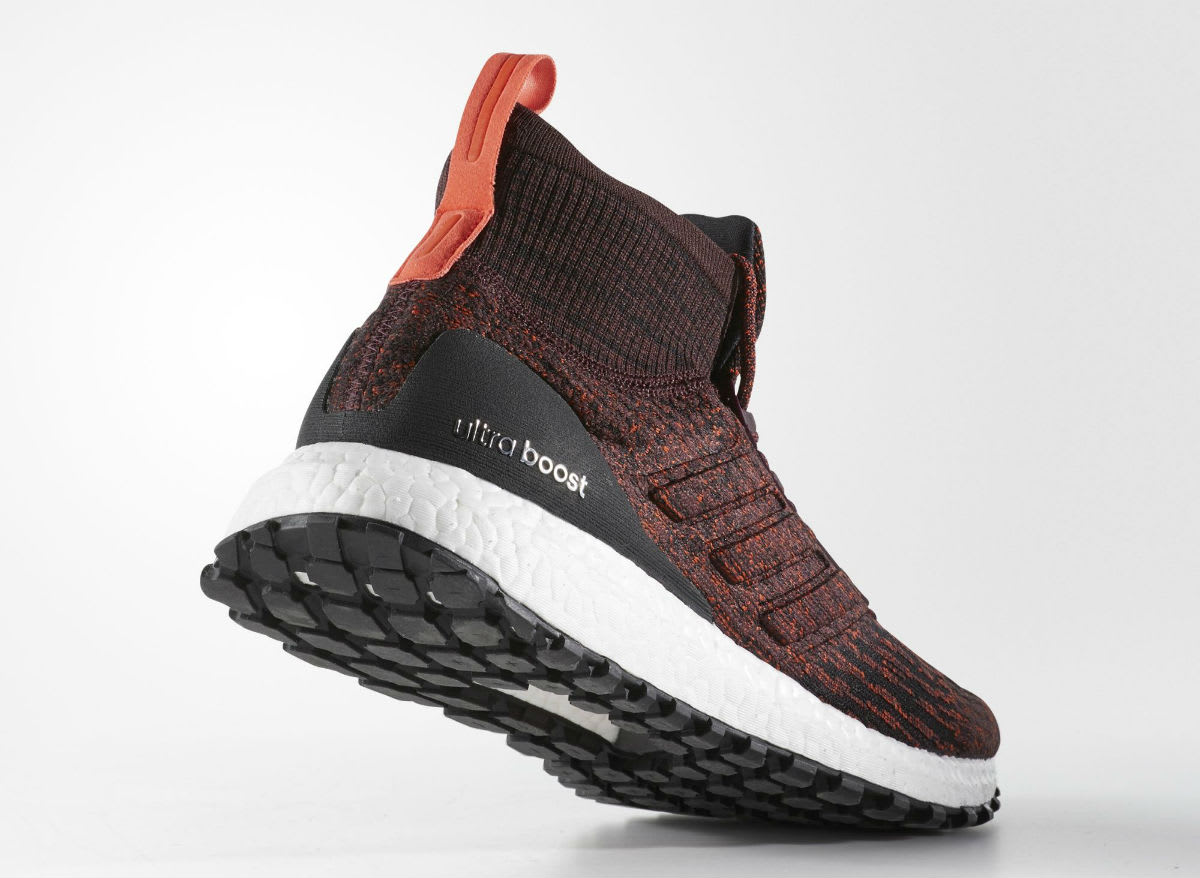 Adidas Ultra Boost ATR Mid Burgundy Energy Black Release Date Lateral S82035