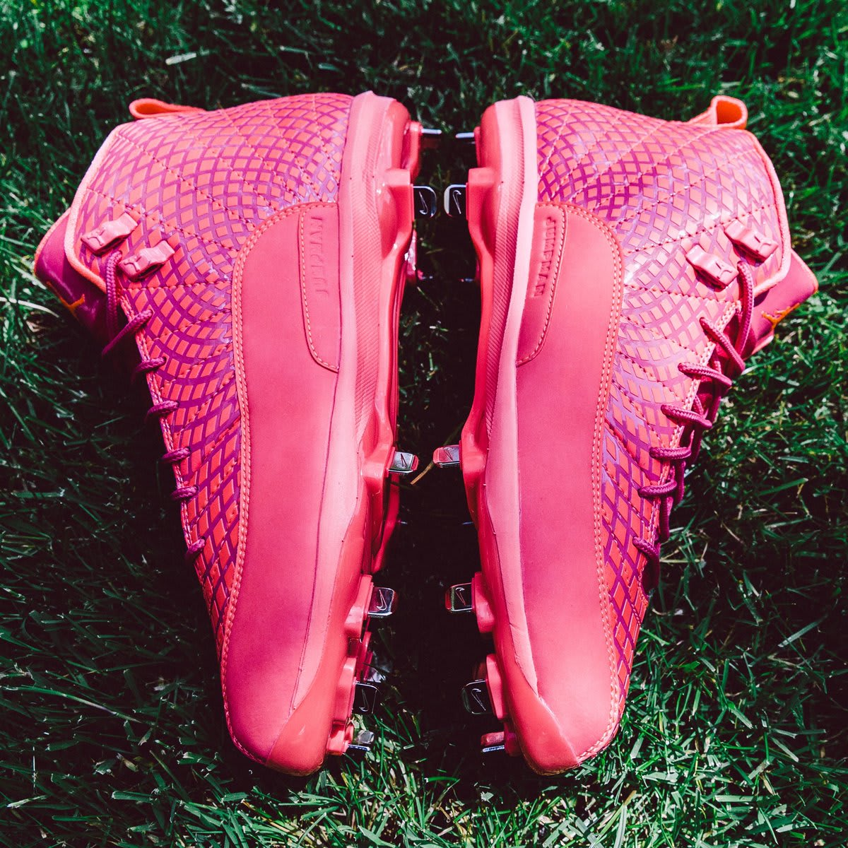Air Jordan 12 Mother's Day Cleats Profile