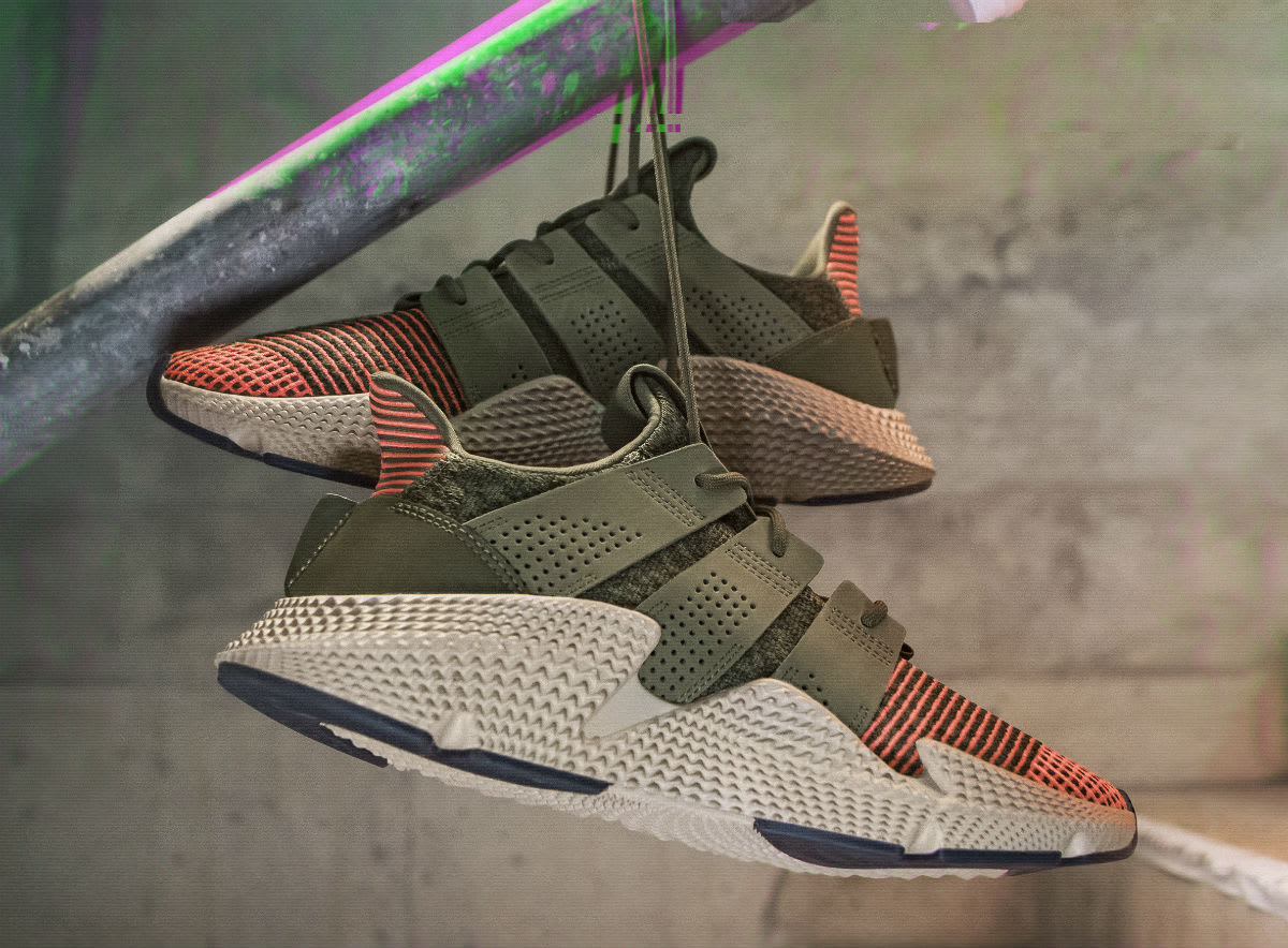 Adidas Prophere Olive Release Date CQ2127