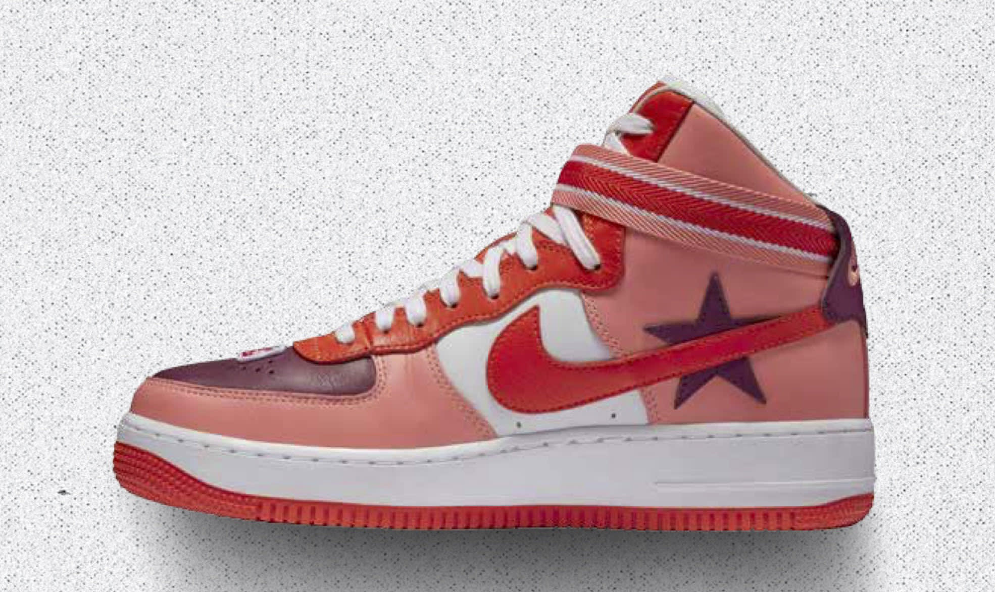 Nike RT AF1 Victorious Minotaurs