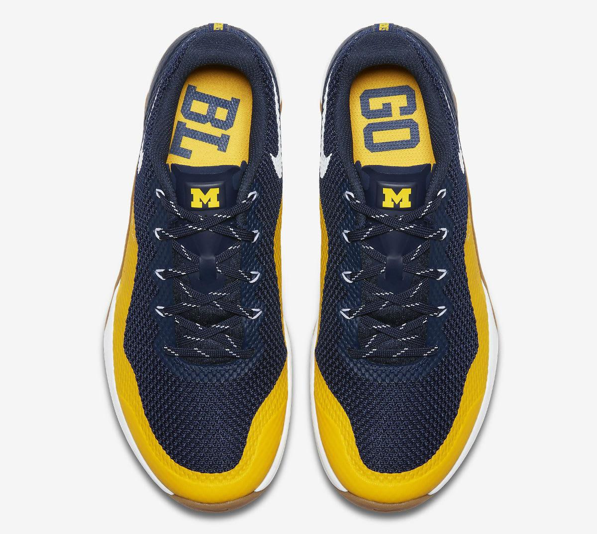 Nike Metcon Repper DSX Michigan Release Date (2)