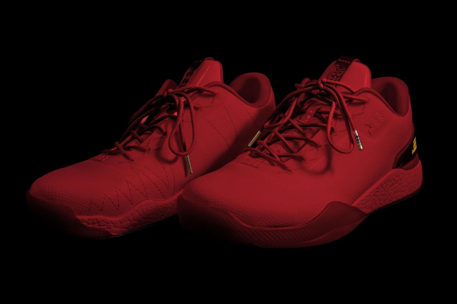 Big Baller Brand ZO2 Independence Day Red Left