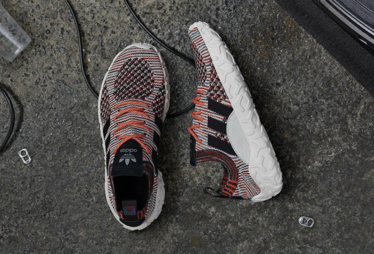 Adidas Atric F/22 Primeknit Trace Orange Release Date CQ3026 Street
