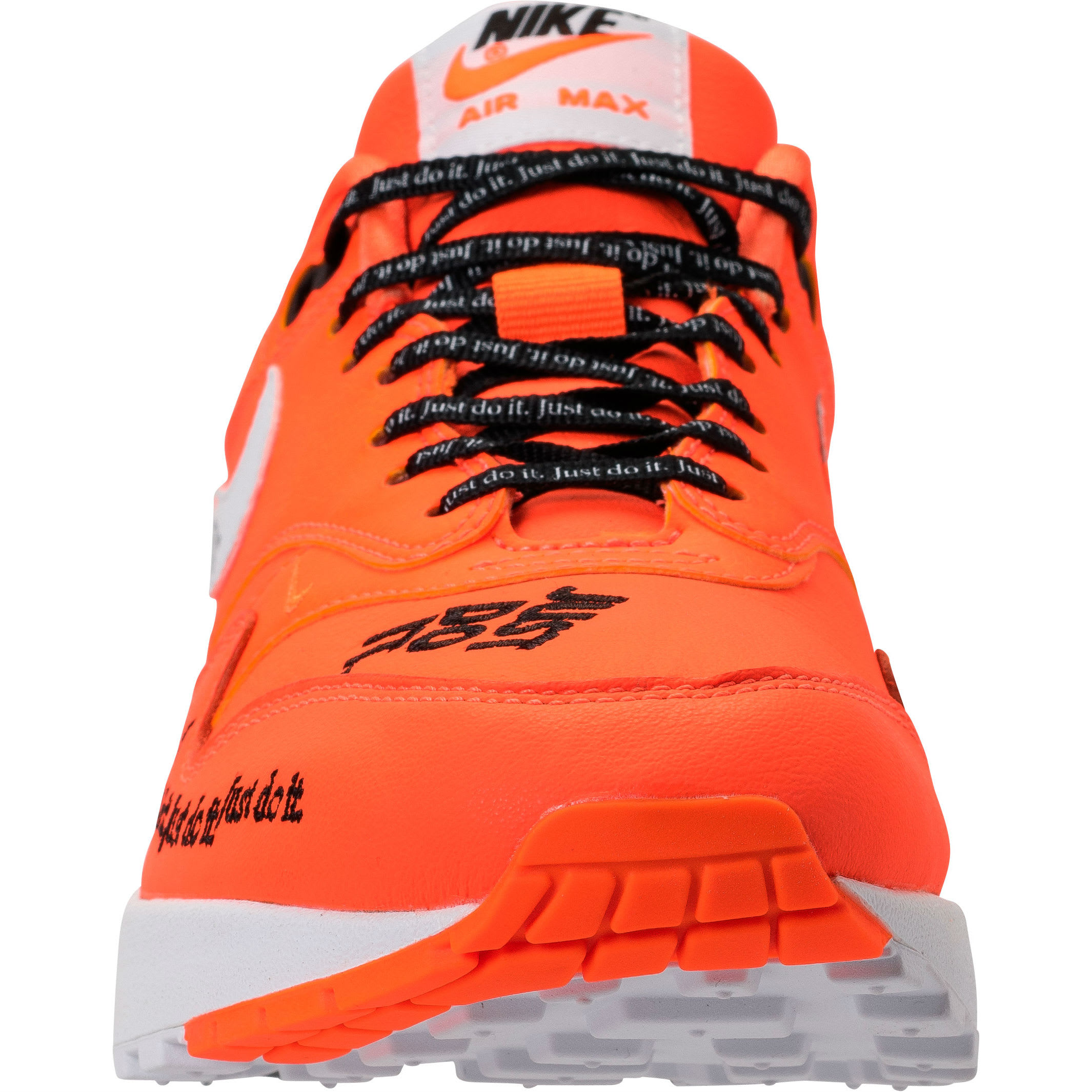 Nike Air Max 1 Just Do It Orange Release Date 917691-800 Front