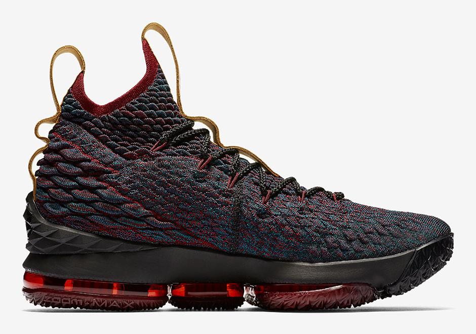 Nike LeBron 15 'New Heights' 897648-300 (Medial)