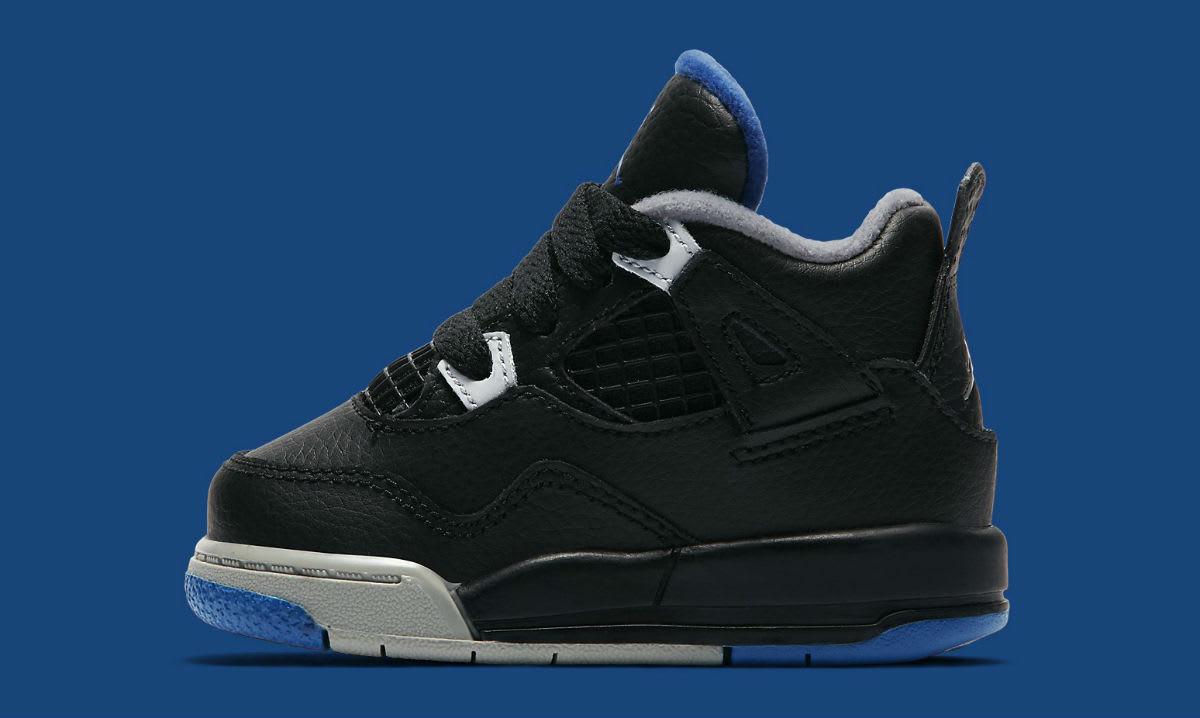 Air Jordan 4 Game Royal Release Date Toddler 308500-006