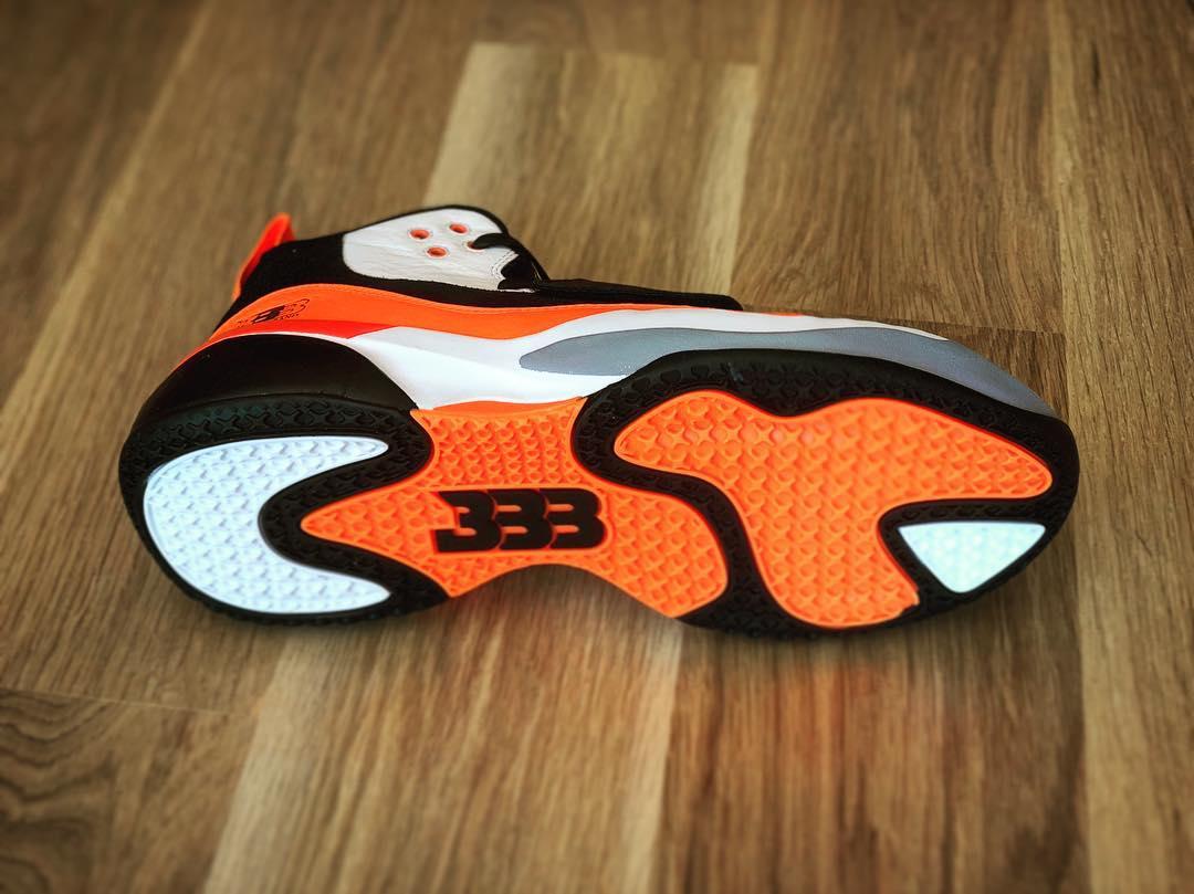 LiAngelo Ball Big Baller Brand Signature Sneaker G3