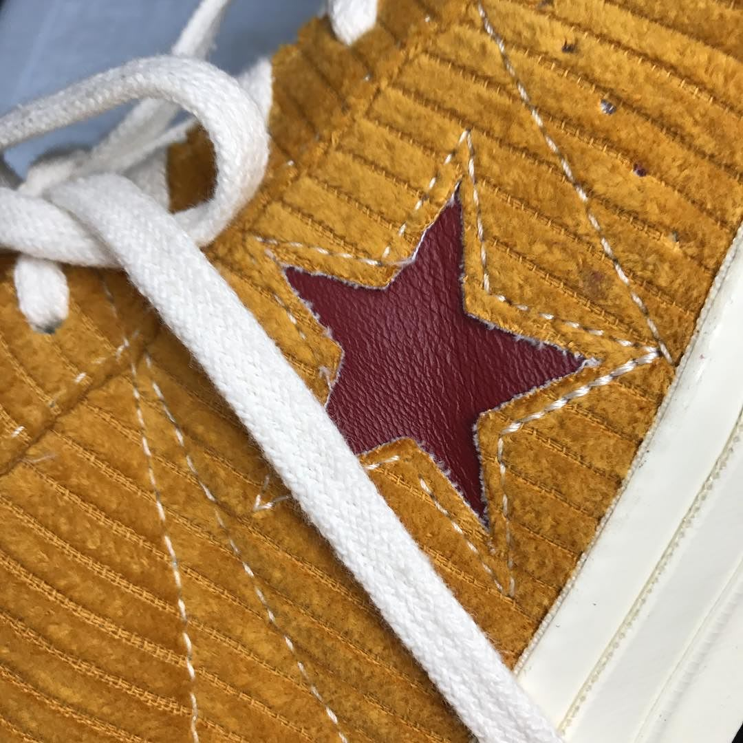 ASAP Nast x Converse One Star Somewhere in Mid Century Release Date Star