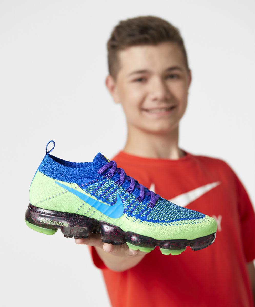 Nike Air VaporMax Doernbecher Andrew Merydith Release Date In-Hand