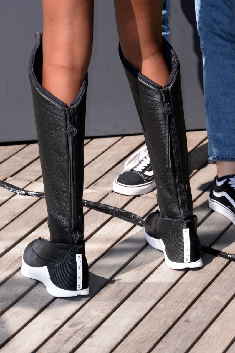 PSNY x Air Jordan 15 Knee-High Boot (5)