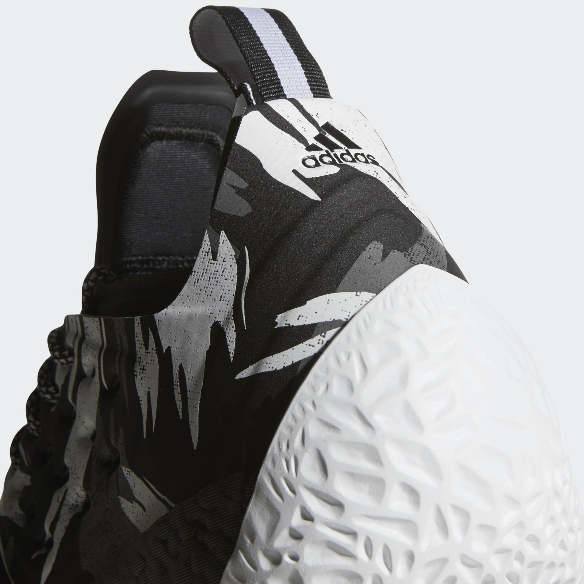 Adidas Harden Vol. 2 Traffic Jam Release Date AH2217 Heel