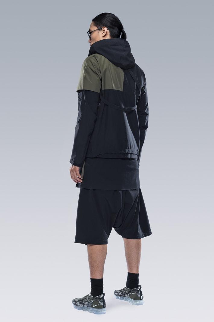 Acronym x Nike Air VaporMax Moc 2 'Grey' (Side)