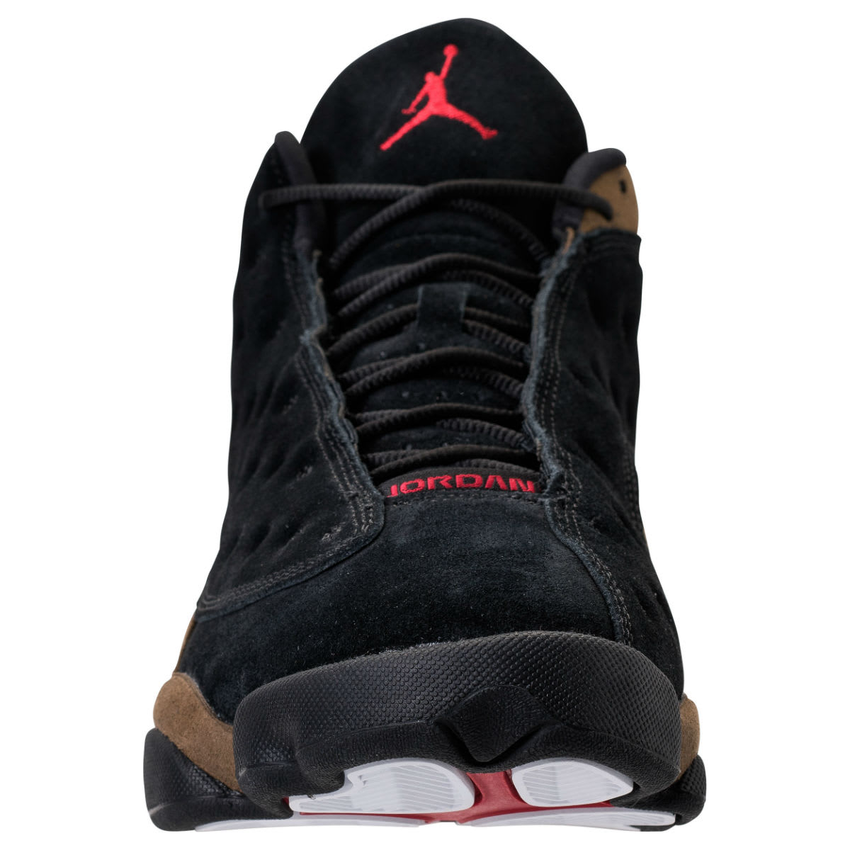 Air Jordan 13 XIII Olive Release Date 414571-006 Front