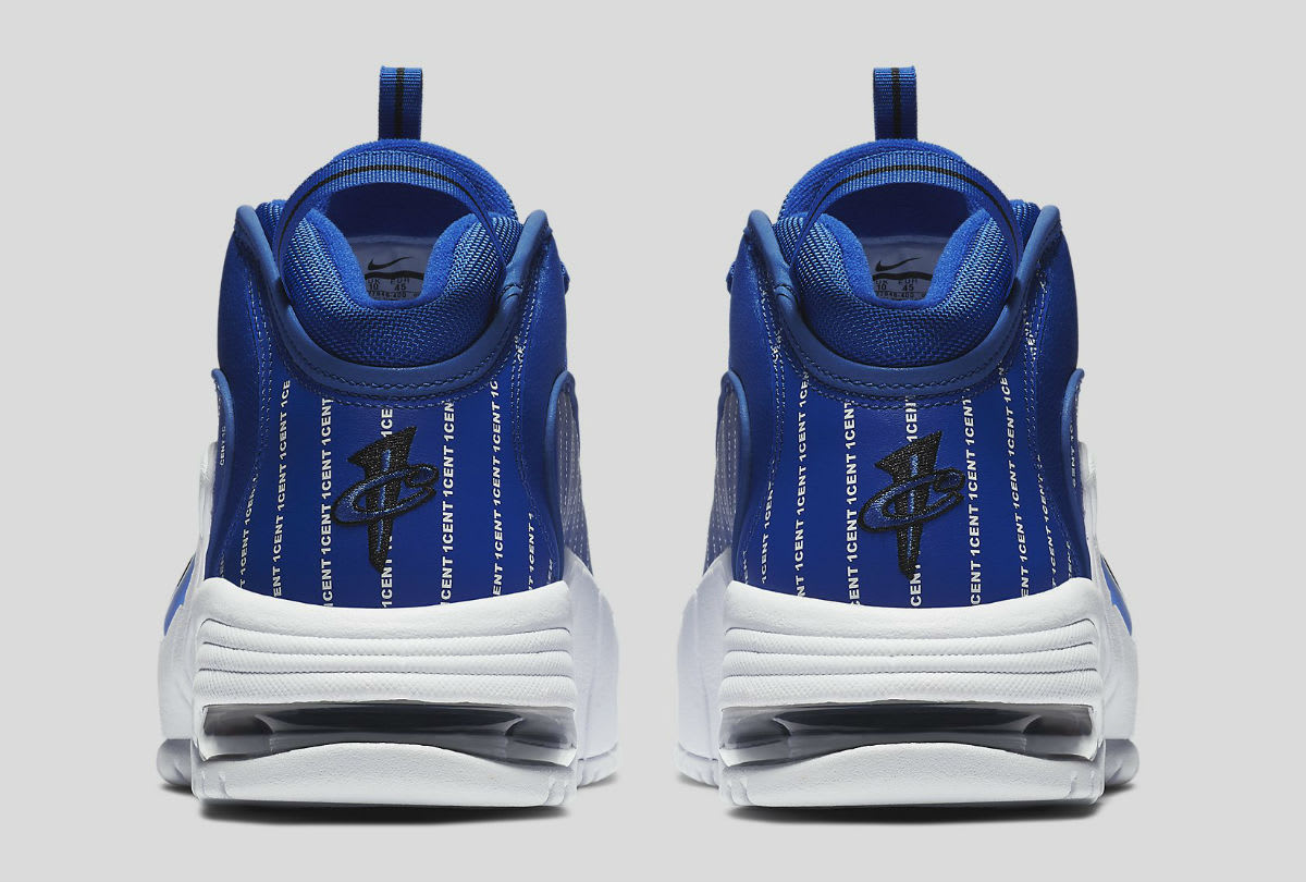 Nike Air Max Penny 1 Air More Uptempo Pinstripe Penny