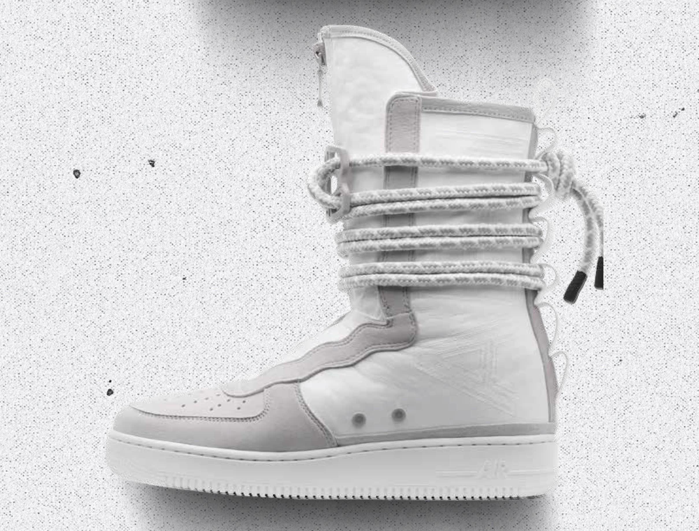 Nike SF AF1 High 90/10 Pack