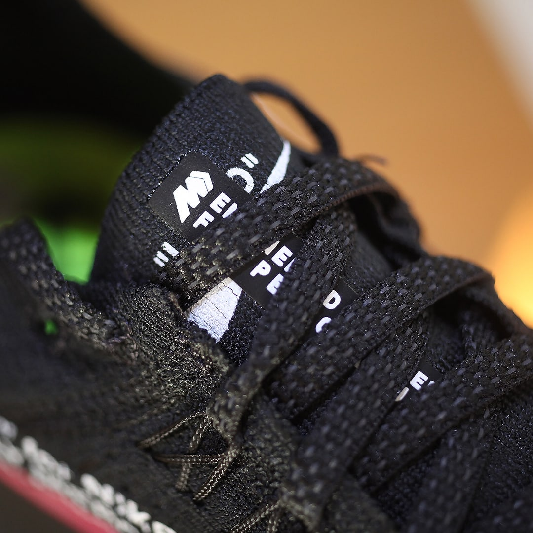 Off-White x Nike Zoom Fly Mercurial Flyknit Black Release Date AO2115-001 Tongue