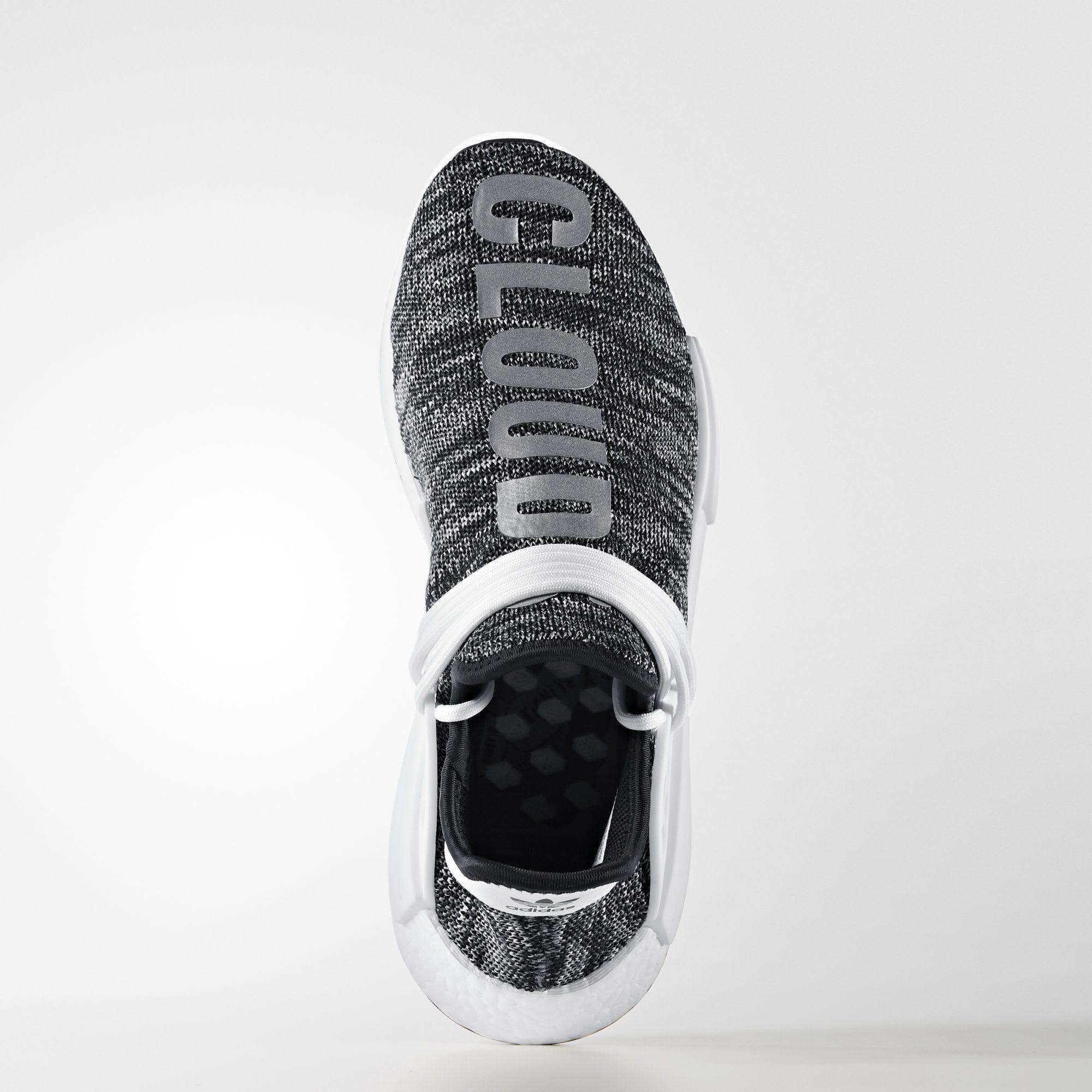 69c988f643f5 Adidas x Pharrell Williams NMD HU Trail (Pale Nude End Clothing
