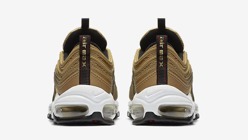Nike Air Max 97 Women's Gold