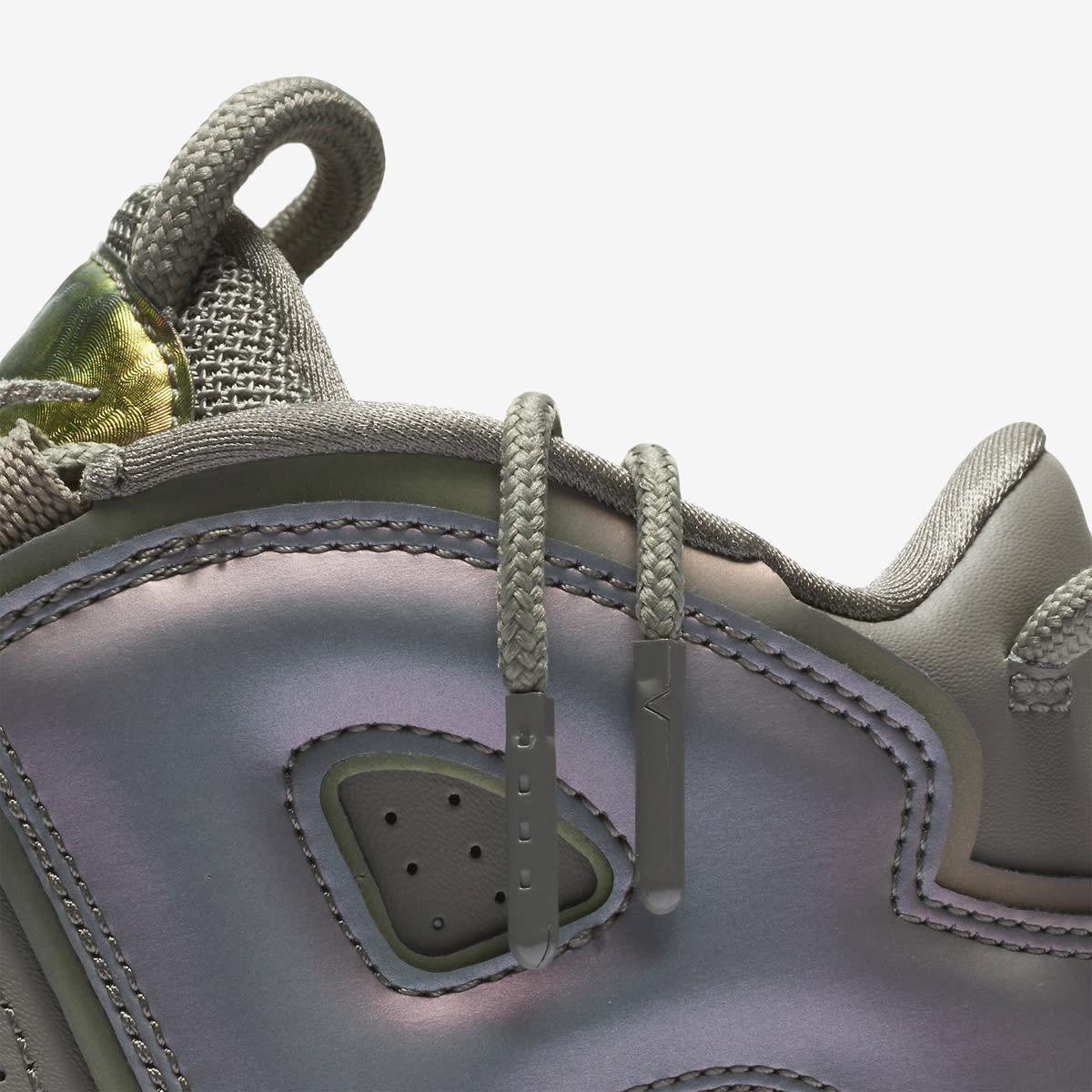 Nike Air More Uptempo Womens Dark Stucco 917593-001 Detail