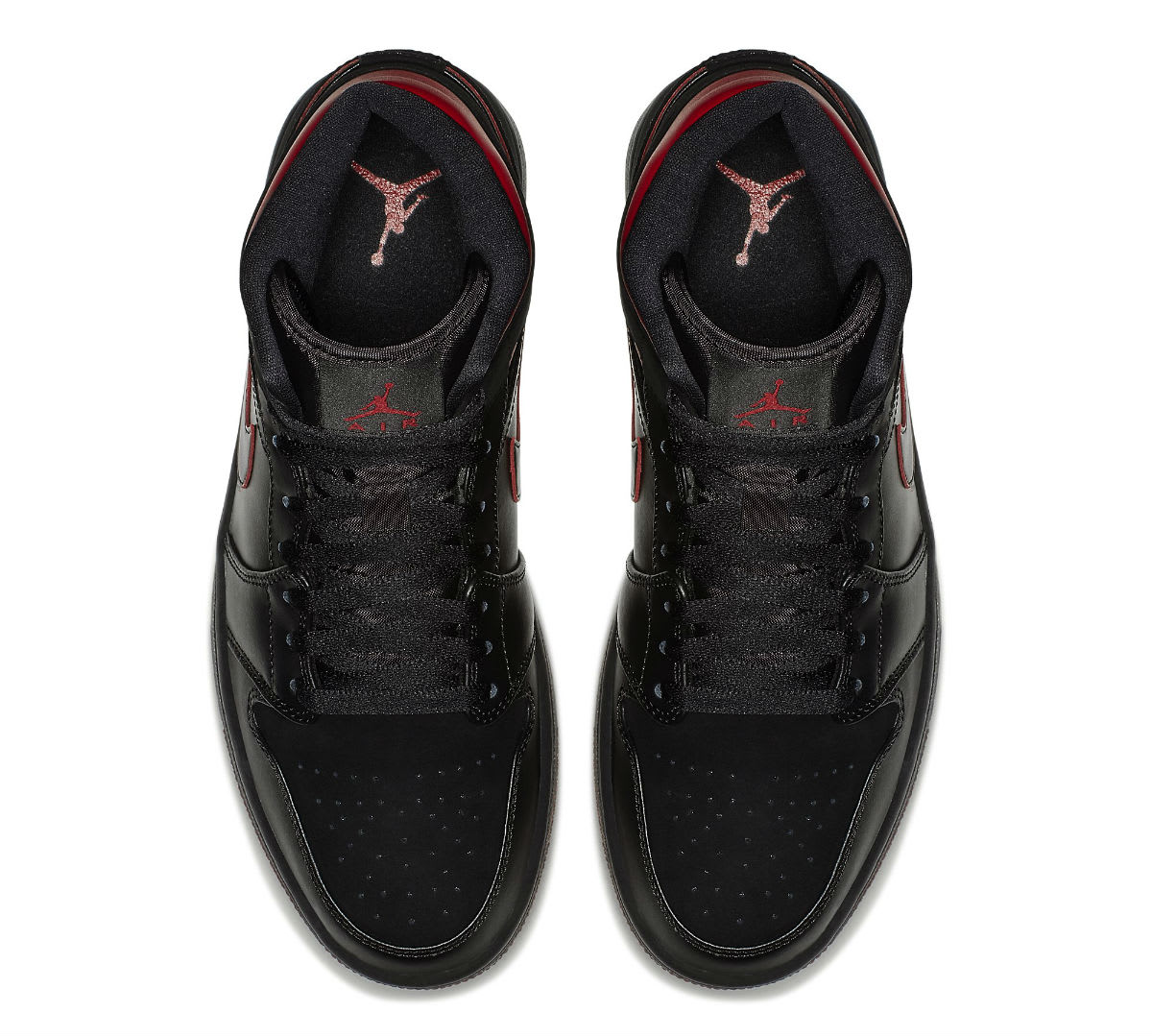 Air Jordan 1 Mid Last Shot Release Date 554724-076 Top
