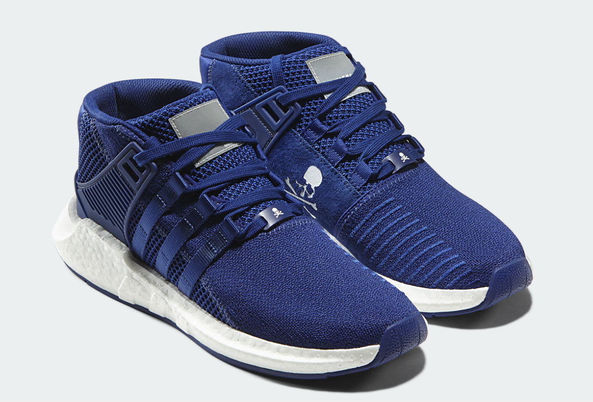 Mastermind x Adidas EQT Support 93/17 Blue Release Date