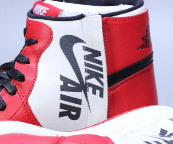 Air Jordan 1 Rebel Chicago Release Date AT4151-100 Medial