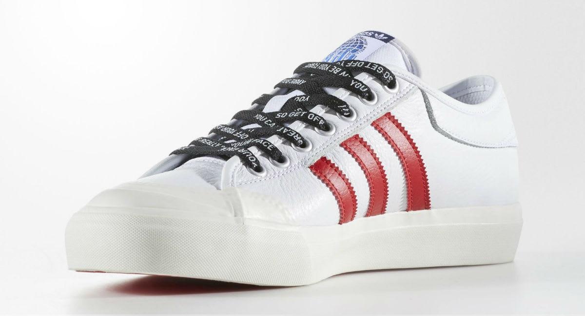 ASAP Ferg Adidas Matchcourt Trap Lord Release Date Medial CG5615