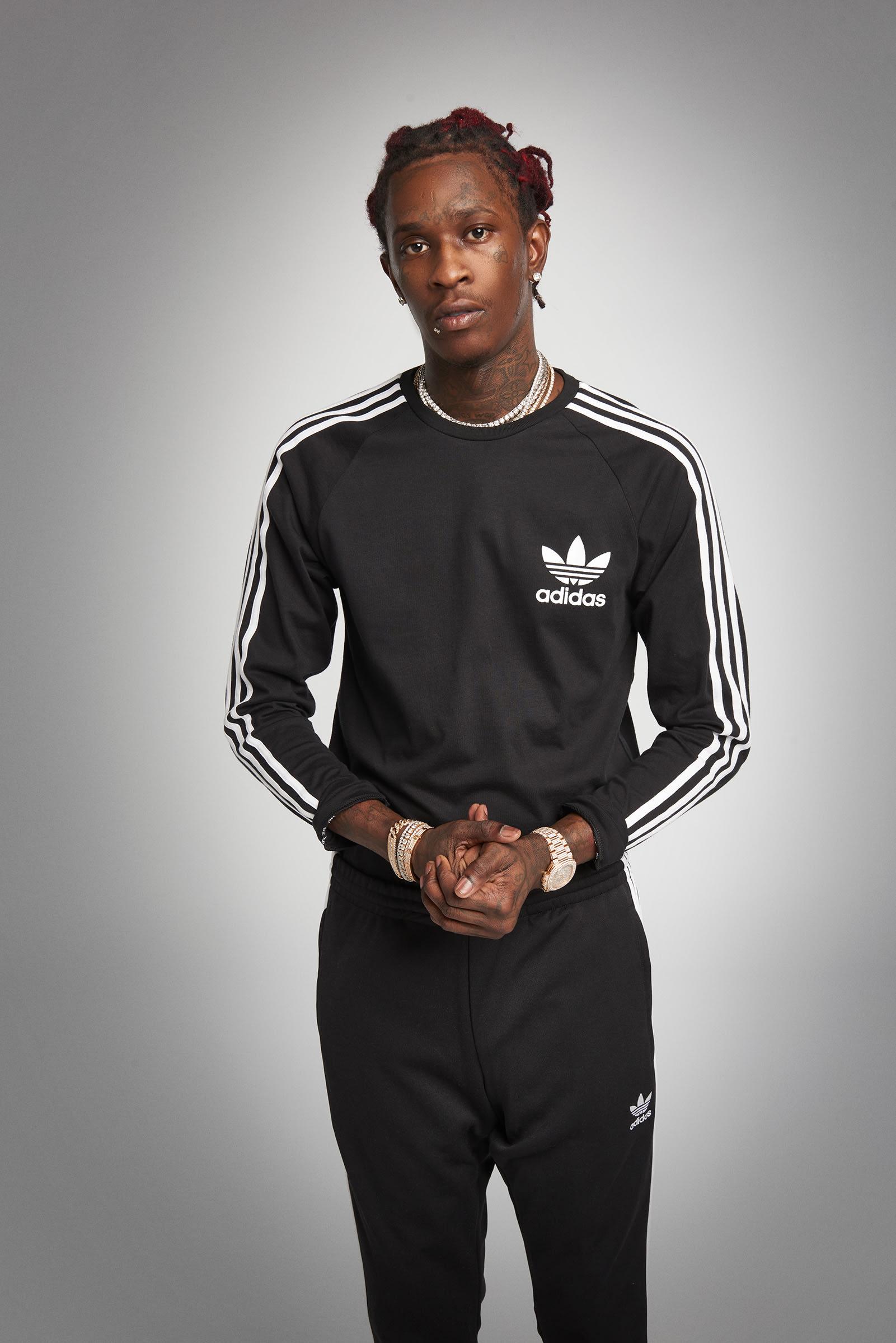 Young Thug Adidas