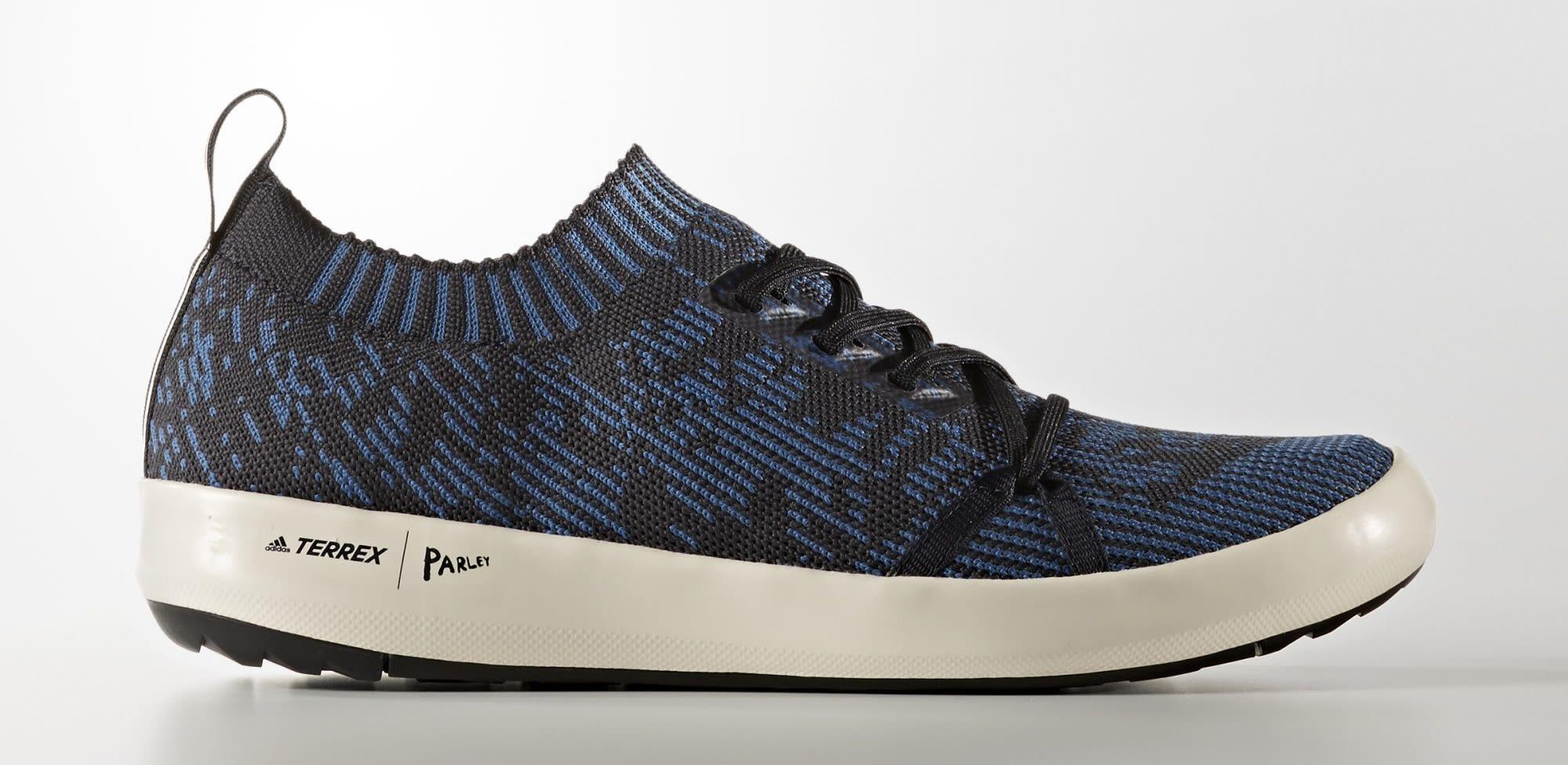 Parley Adidas Boat Shoe CM7846