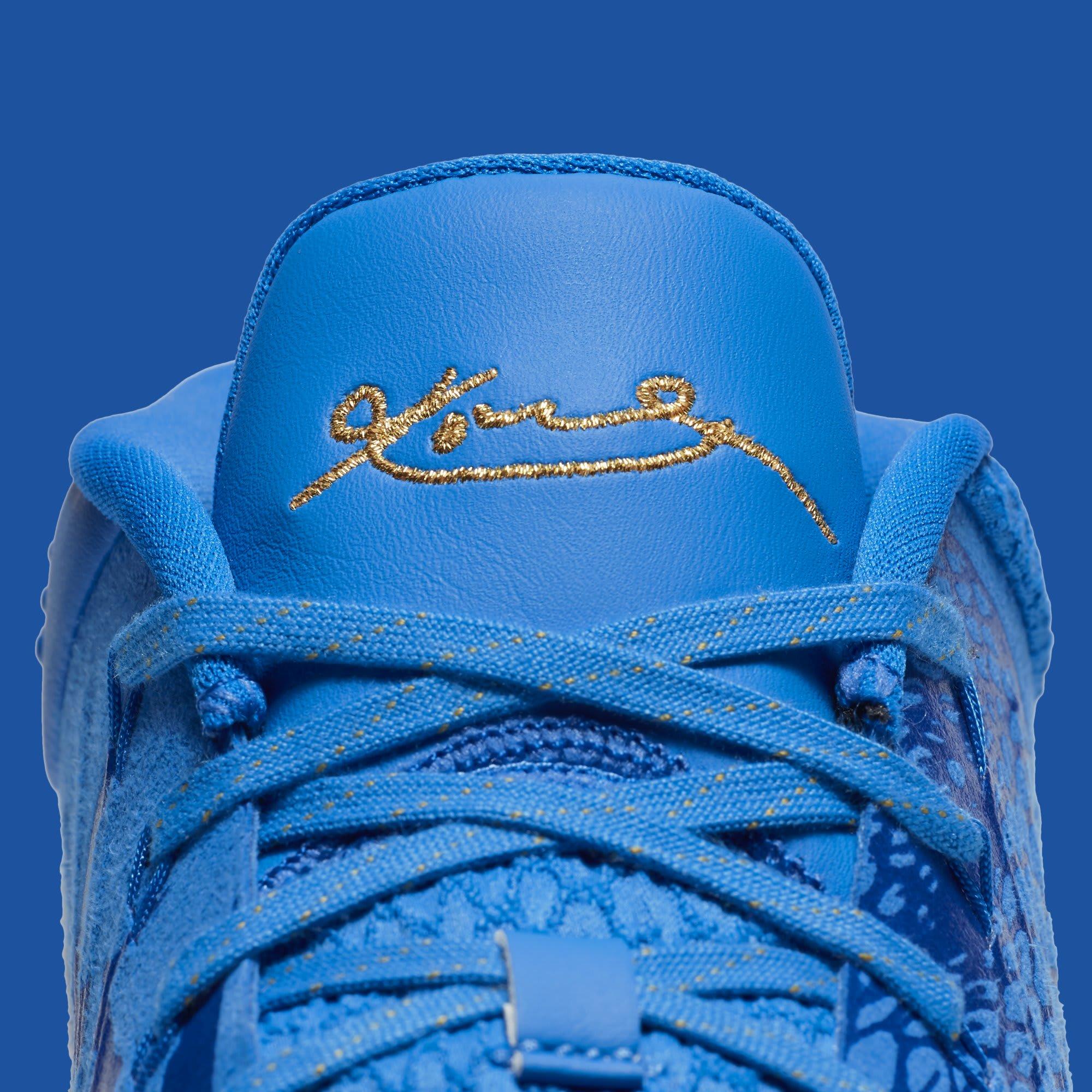 Nike Kobe A.D. Mid DeMar DeRozan PE AA2722-900 Release
