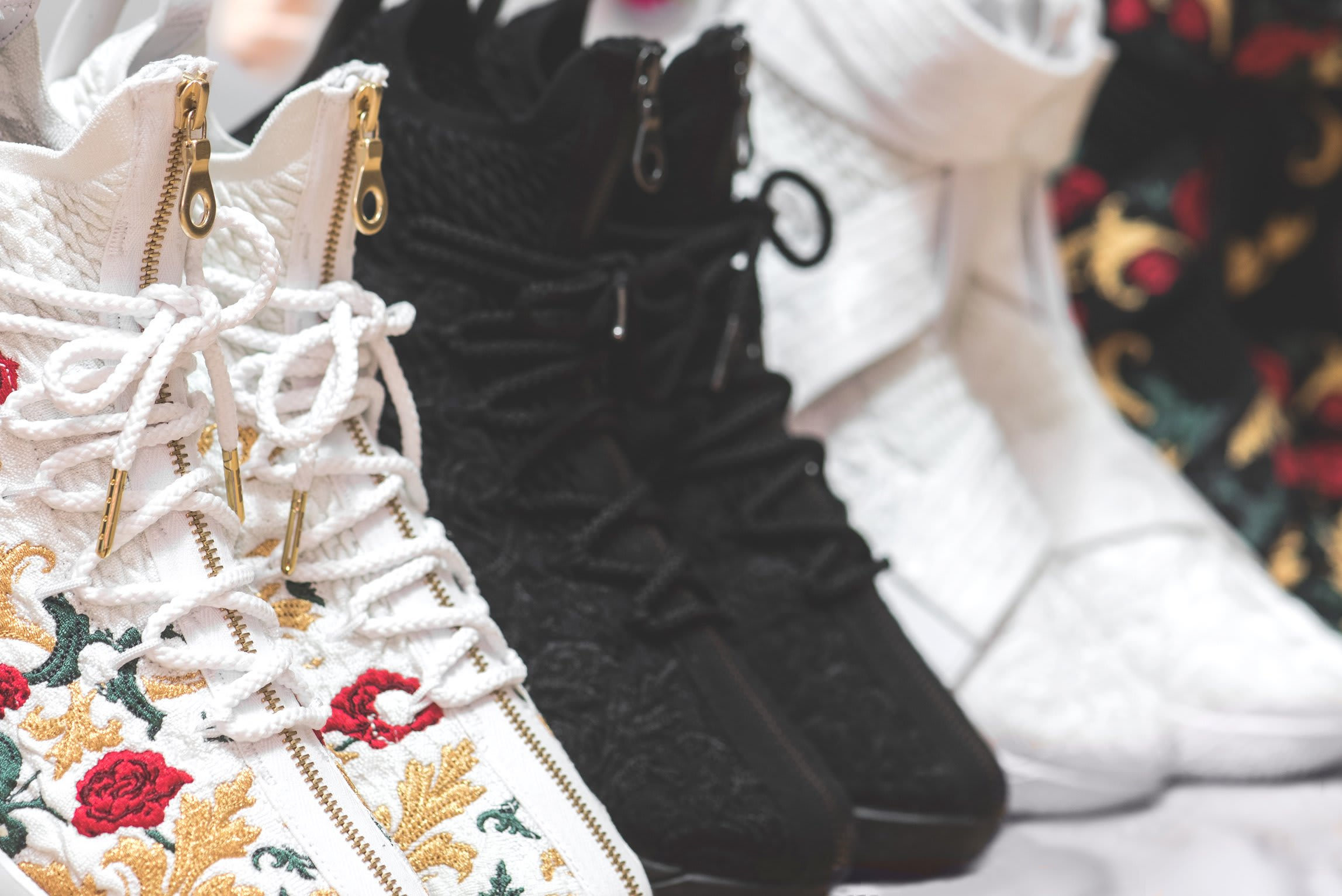 Kith x Nike LeBron 15 'Long Live the King' Chapter 2 Collection 2