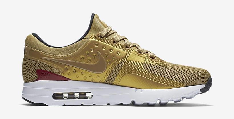 Nike Air Max Zero Gold