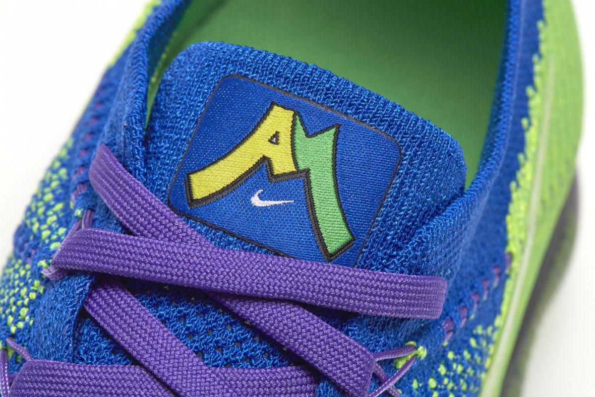 Nike Air VaporMax Doernbecher Andrew Merydith Release Date Tongue