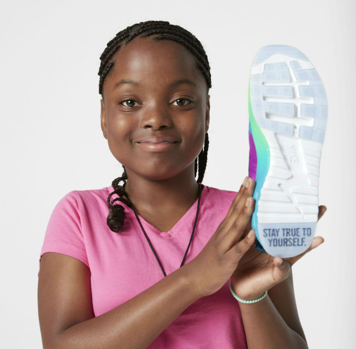Nike Air Max Thea Ultra Flyknit Doernbecher Amyiah Robinson Release Portrait