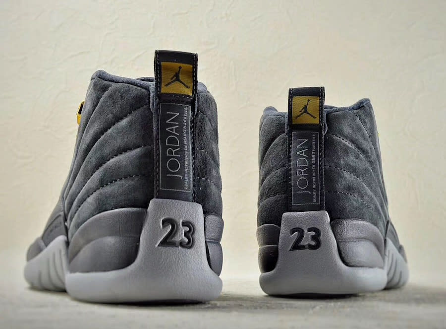01b16bcd419a5f ... greece air jordan 12 dark grey 2017 release date 130690 005 6 8f5b4  ca580