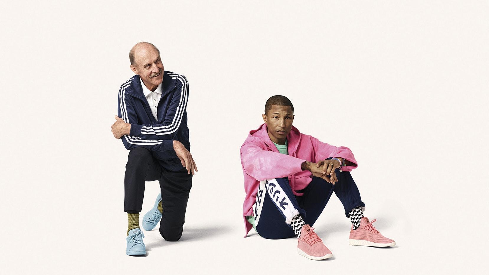 Stan Smith Pharrell Williams Adidas