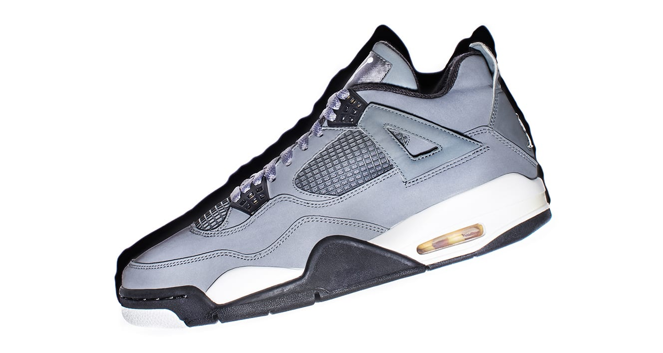 Cool Grey Air Jordan 4