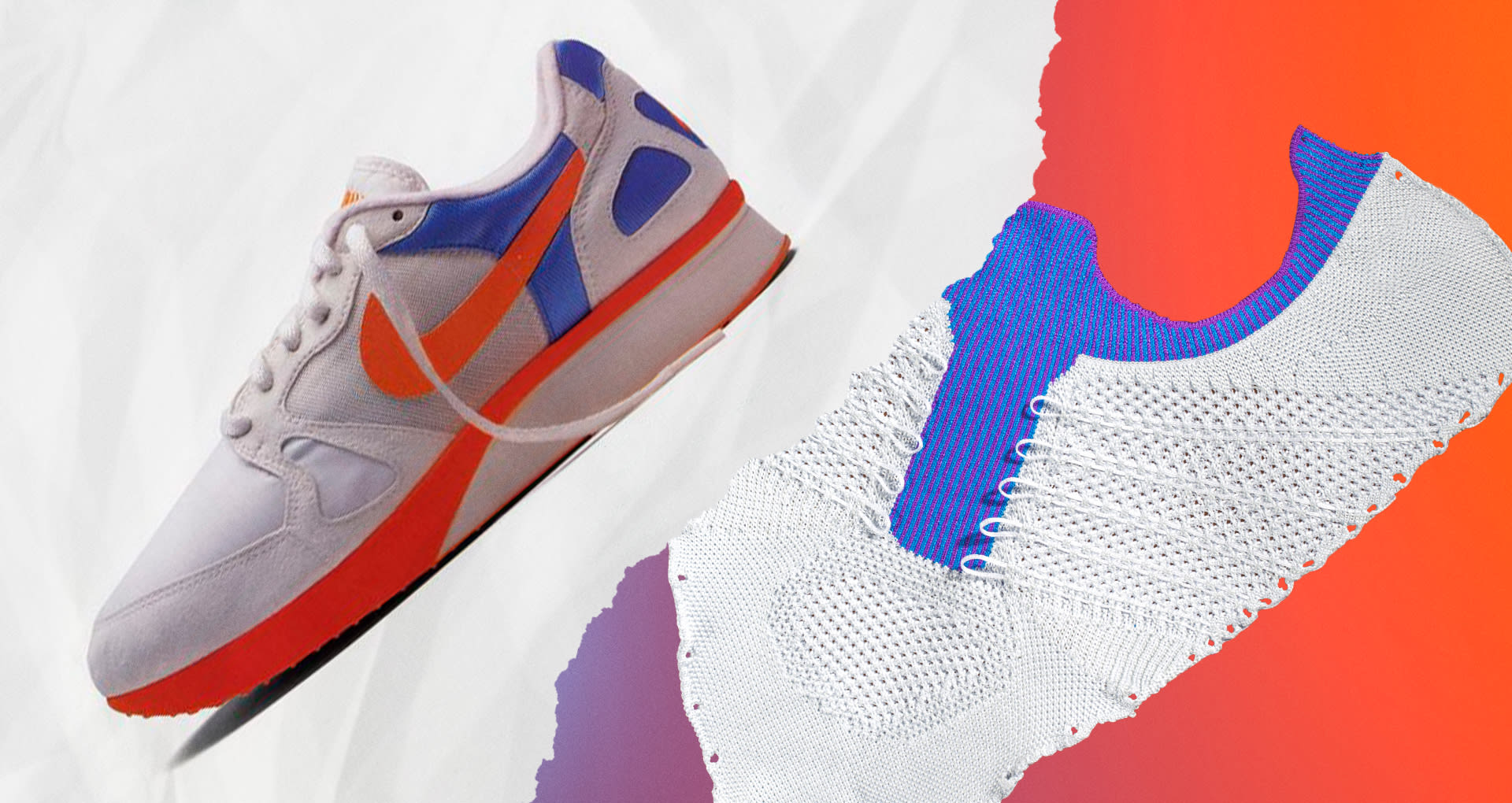 Nike Air Zoom Mariah Flyknit Racer inspiration