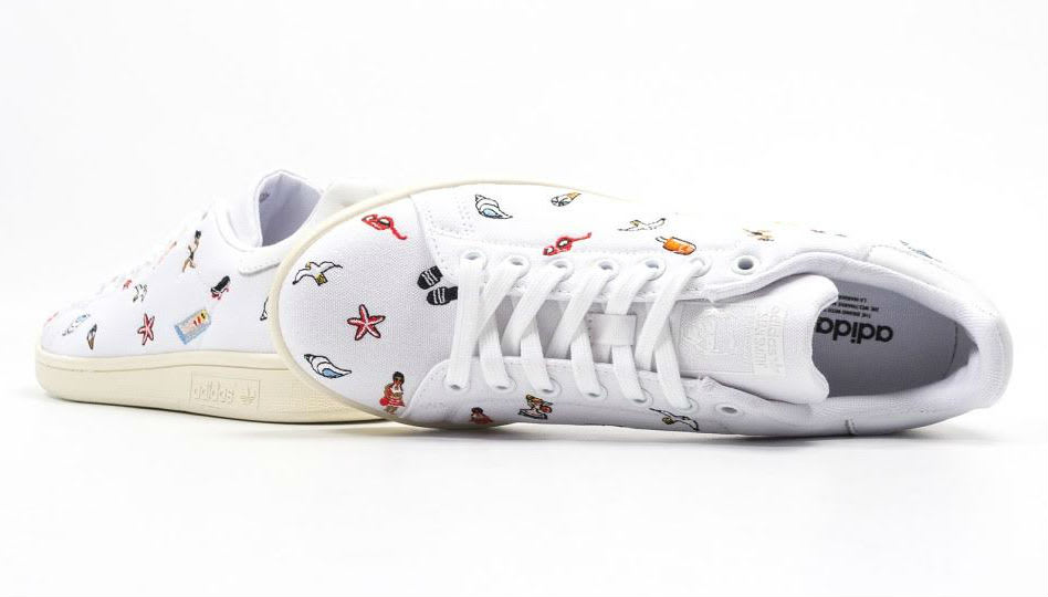 Adidas Stan Smith Summer Canvas Release Date Top BZ0392