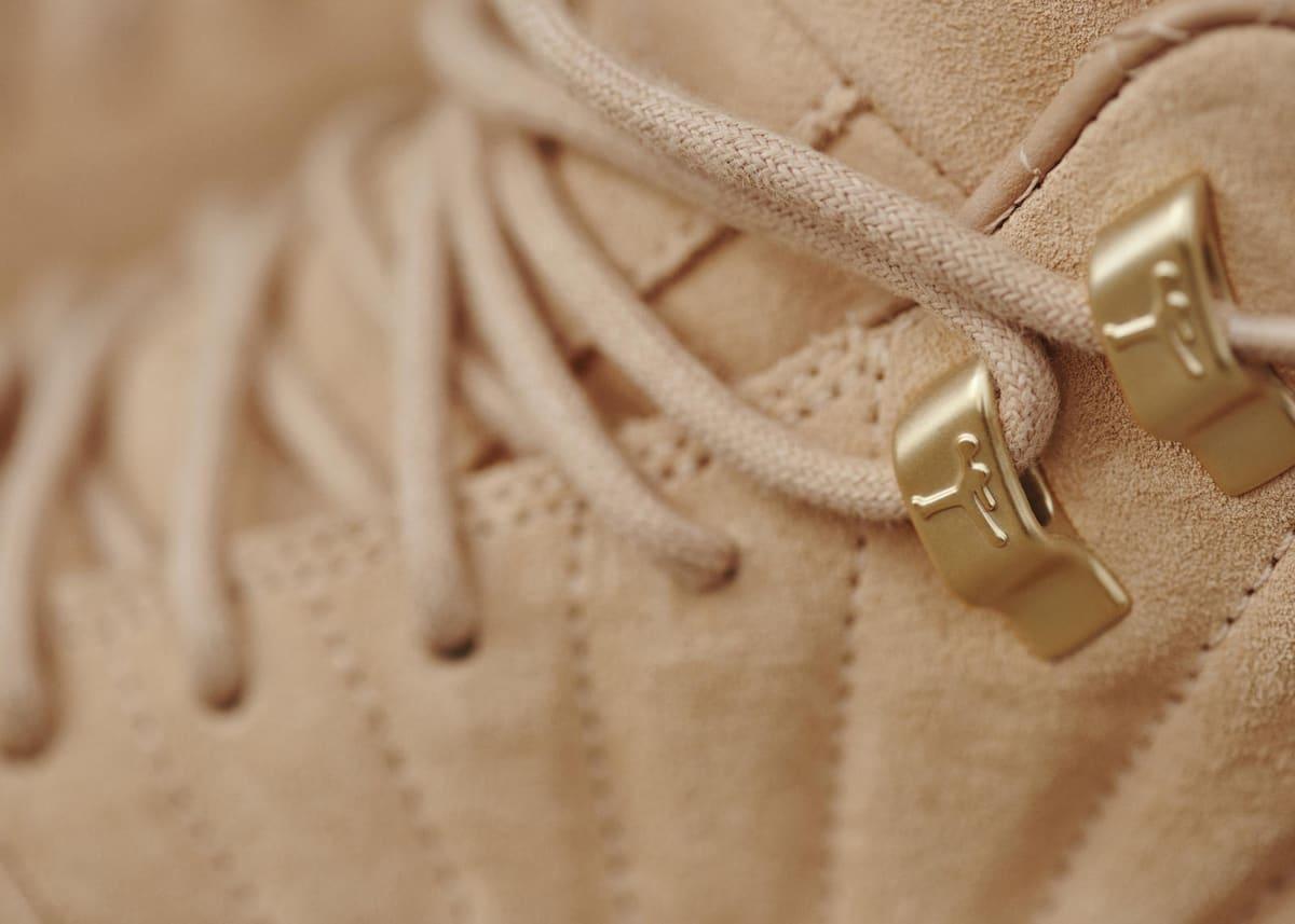 Vachetta Tan Air Jordan 12 Laces