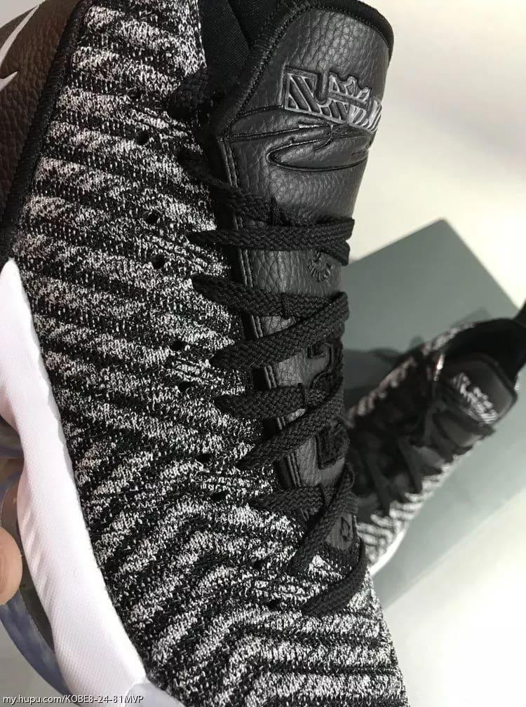 Nike LeBron 16 'Oreo' (Lateral)