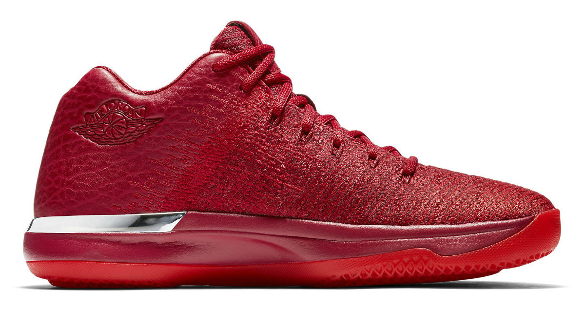 Air Jordan 31 Low Chicago Away Red Release Date Medial 897564-601