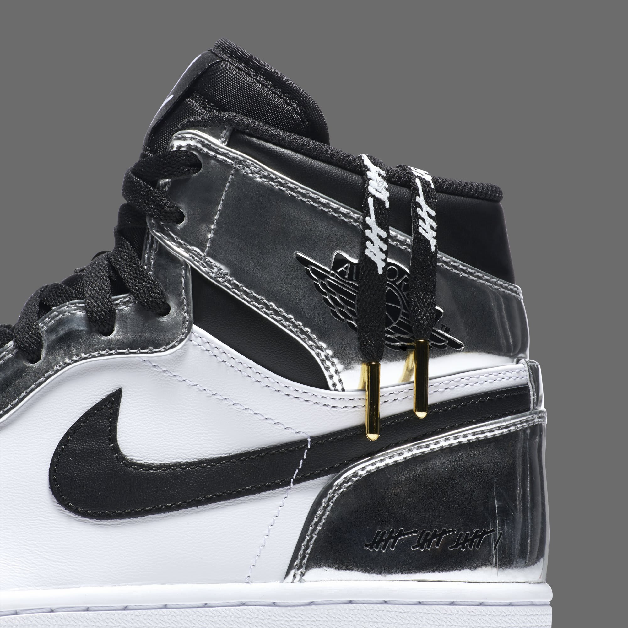 Air Jordan 1 High 'Pass the Torch' AQ7476-016 (Detail)