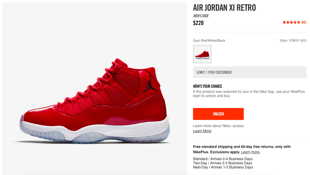 Air Jordan 11 Win Like 96 Early Access